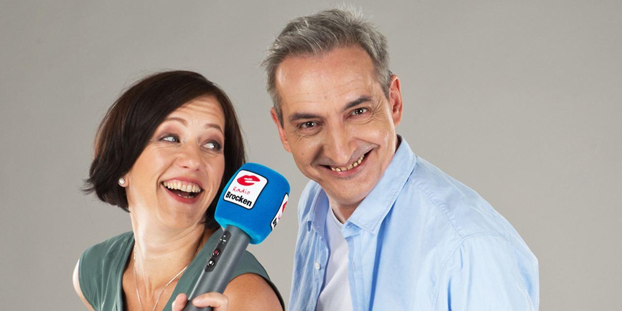 Amrei Gericke & Tilo Liebsch aus der Radio Brocken Morgenshow