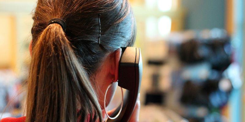Hilfe im Lockdown per Telefon und Mail