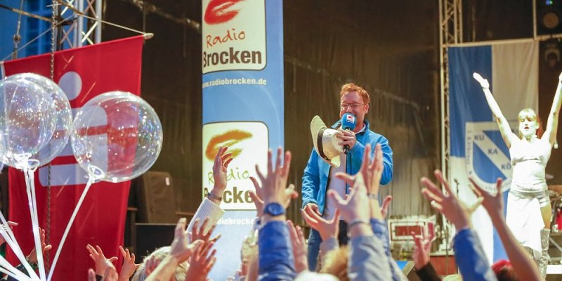 Radio Brocken On Tour zum Kuhfest Köthen