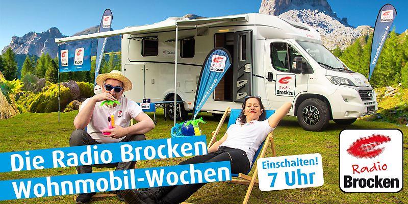 Die Radio Brocken Wohnmobil-Wochen