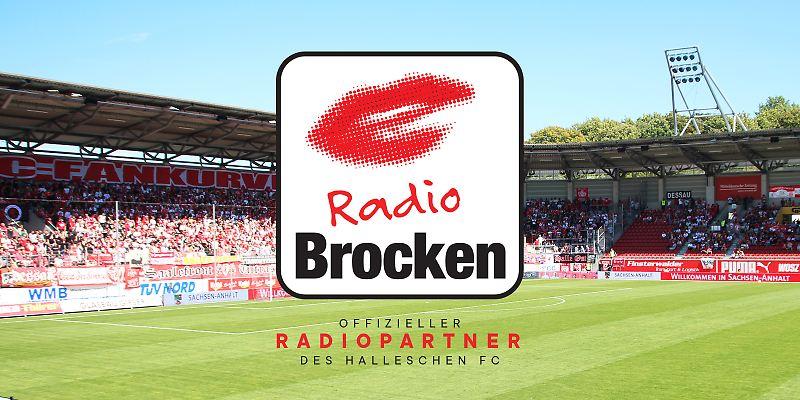 Radio Brocken ist offizieller Radiopartner und Co-Sponsor beim HFC